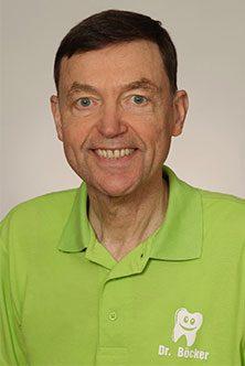 Dr. Hartmut Böcker